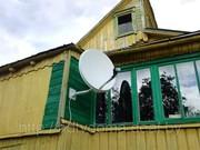 Комплект спутникового телевидения (Дачник)