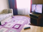 Недорогая квартира В ЦЕНТРЕ ПОЛОЦКА с видом на ФОНТАН (2+1), WiFi