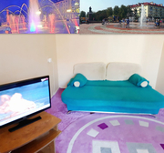 1к квартира в ЦЕНТРЕ ПОЛОЦКА у ФОНТАНА- площадь Скорины