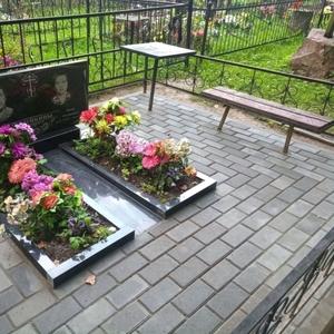 Благоустройство могил и установка памятников под ключ Полоцк и рн