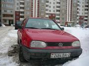 Продам Volkswagen Golf 3 объём 1.4 моно