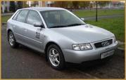 Продам автомобиль Ауди А3 1999 г.