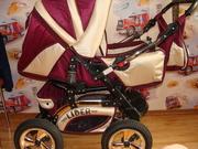 Продаётся коляска джип лидер эксклюзив