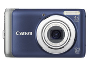 Продам фотоаппарат Canon A3100 IS PowerShot Blue