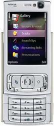 Продам мобильный телефон nokia N95 Finland