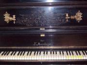 Продам антикварное фортепиано Mundinger