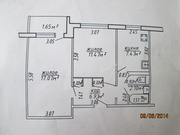 продам 2-х комнатную квартиру р-н Аэродром